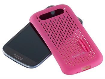 SAMGSVCPI Samsung Original Zadní Kryt Pink pro i9300 (EU Blister)