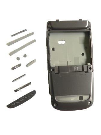 Samsung D900i Chrome Silver zadní kryt