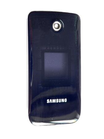 Samsung E2530 Black Přední Kryt