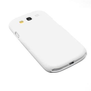 Samsung (i9300/S3 i9301 Neo) Pevný Zadní Kryt Biely