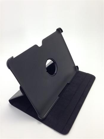 Samsung N8000 Galaxy Note N8000/N8010 10,1 palca, Knižkové púzdro DE LUXE, Čierne