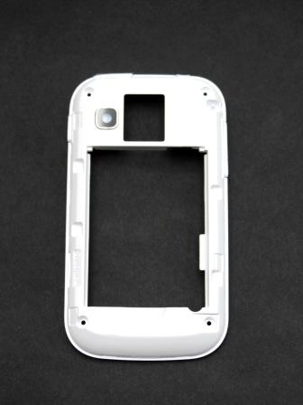 Samsung S5300 Galaxy Pocket Střední Kryt White
