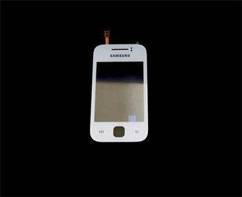 Samsung S5360 sklíčko + dotyková deska White