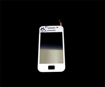 Samsung S5830i La Fleur sklíčko plus dotyková deska