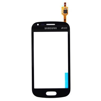Samsung S7562 Galaxy S Duos Black Dotyková Deska