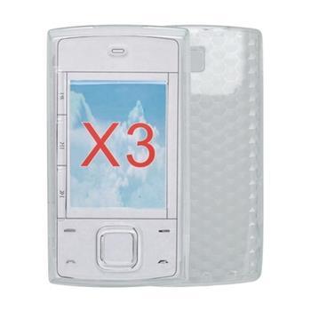 Silikónové puzdro Nokia X3