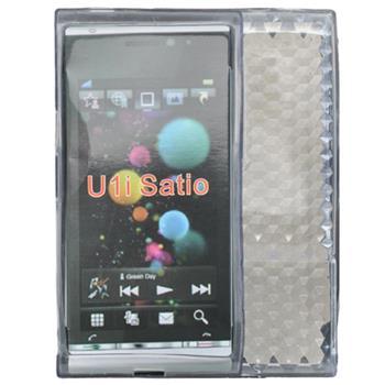 Silikónové puzdro Sony Ericsson U1i Satio