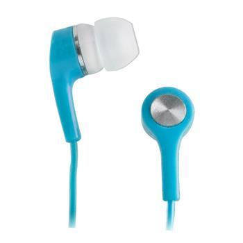 Slúchatka HF MP3 / MP4, 3,5mm jack modré