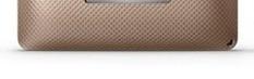Sony C1505/C1605 Xperia E Gold Spodní Štítek
