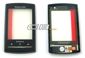 Sony Ericsson Xperia X10 mini Pro sklíčko + dotyková doska