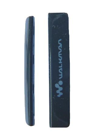 SonyEricsson W380i dekorační štítek Black
