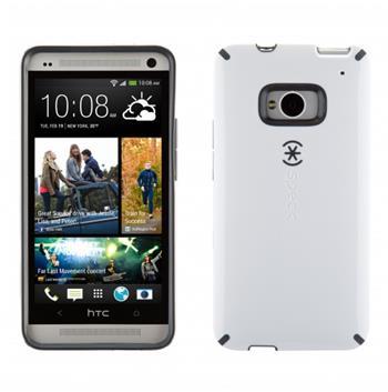 Speck CandyShell HD White Grey Pouzdro pro HTC ONE (EU Blister)