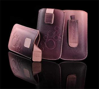 TelOne Deko 3 Pouzdro Pink pro i9100,...